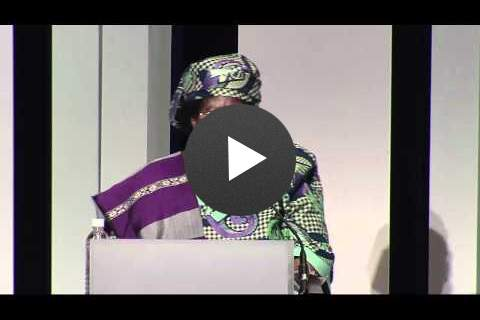 Keynote Address: The Honorable Joyce Banda, President of Malawi - 1:01:28 - Click to view video