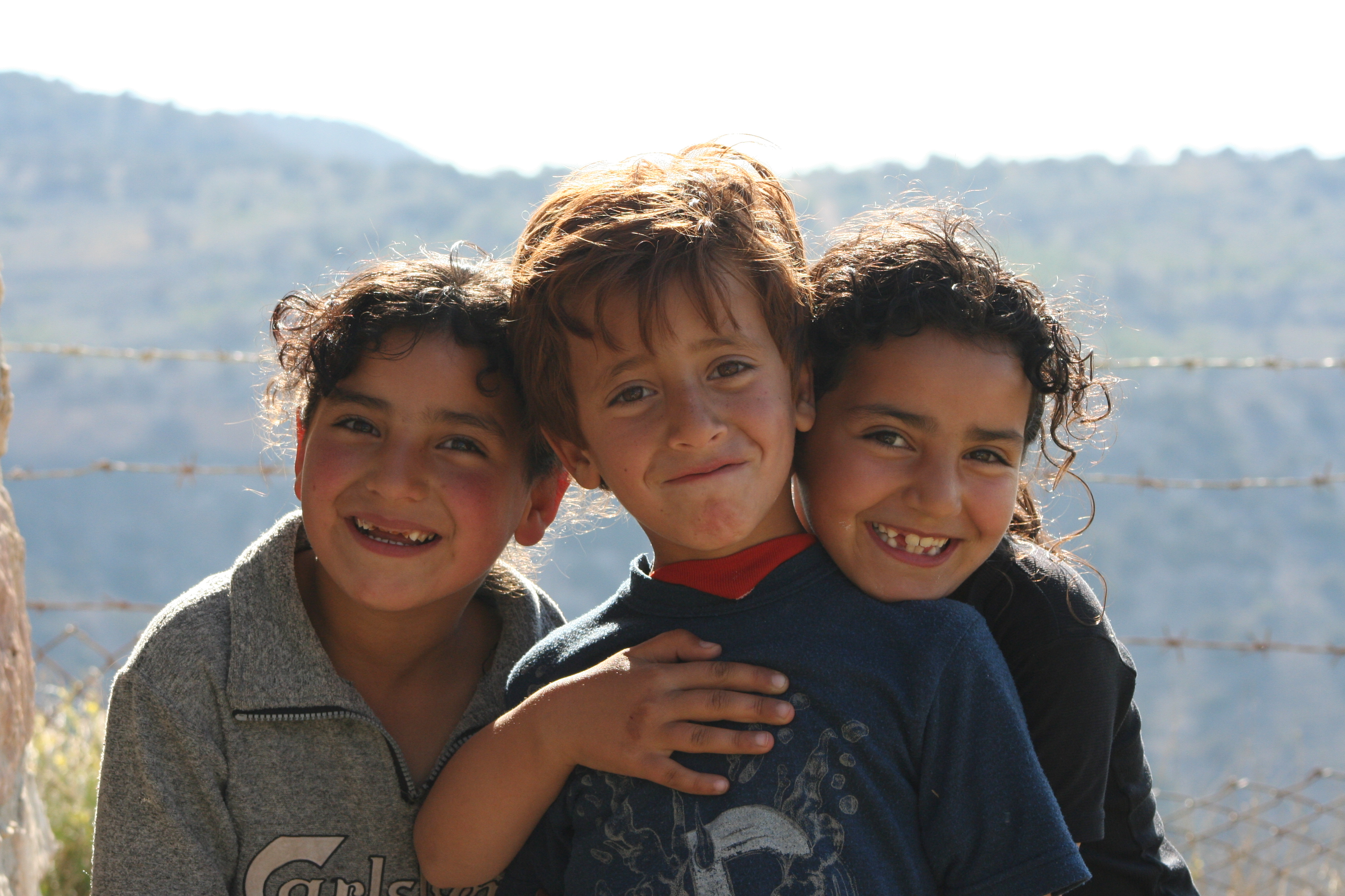 Children of Dana: future rangers?