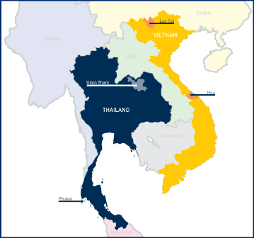 The Mekong-Building Climate Resilient Asian Cities program