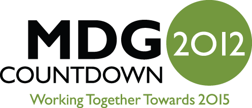 MDG Countdown 2012: Working Together Towards 2015