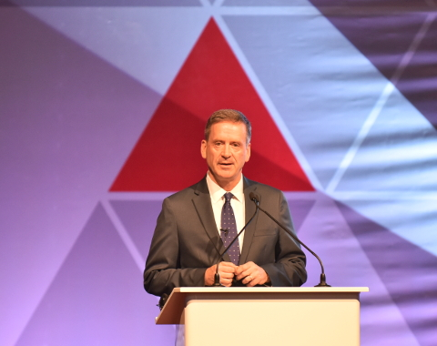 Photo: USAID Administrator Mark Green's Remarks on Prosper Africa at the Corporate Council On Africa Conference
