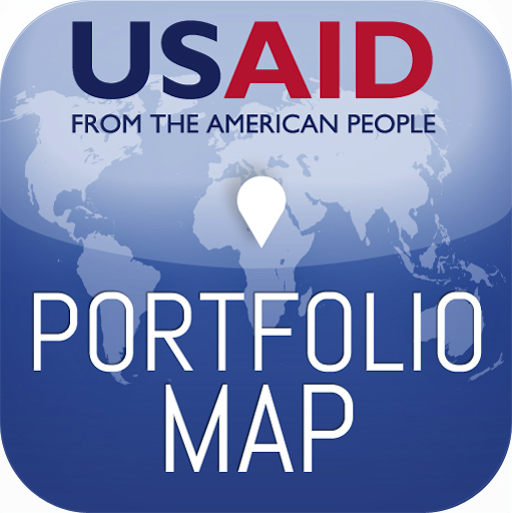 USAID Portfolio Map Application