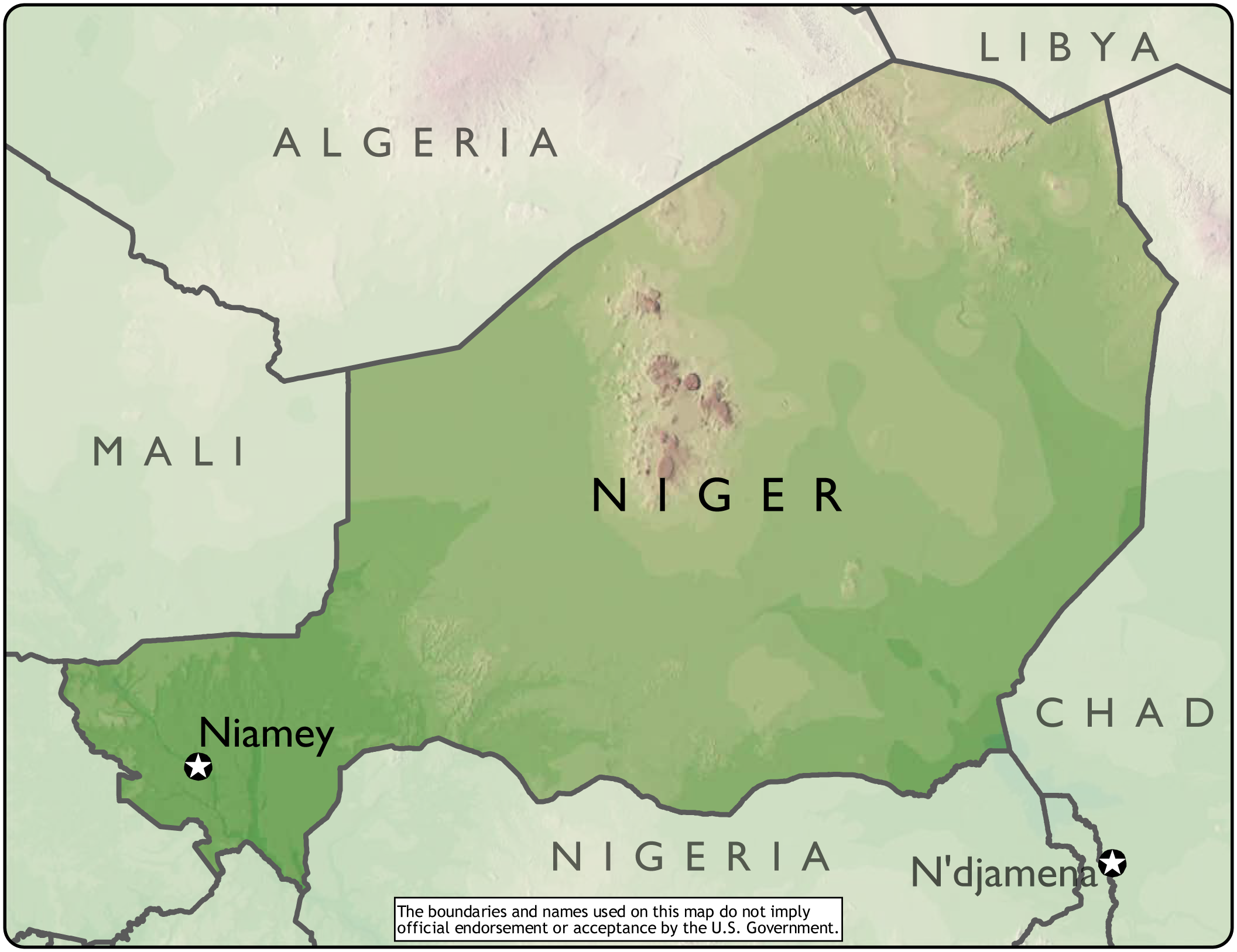 Niger | Political Transition Initiatives | U.S. Agency for ...