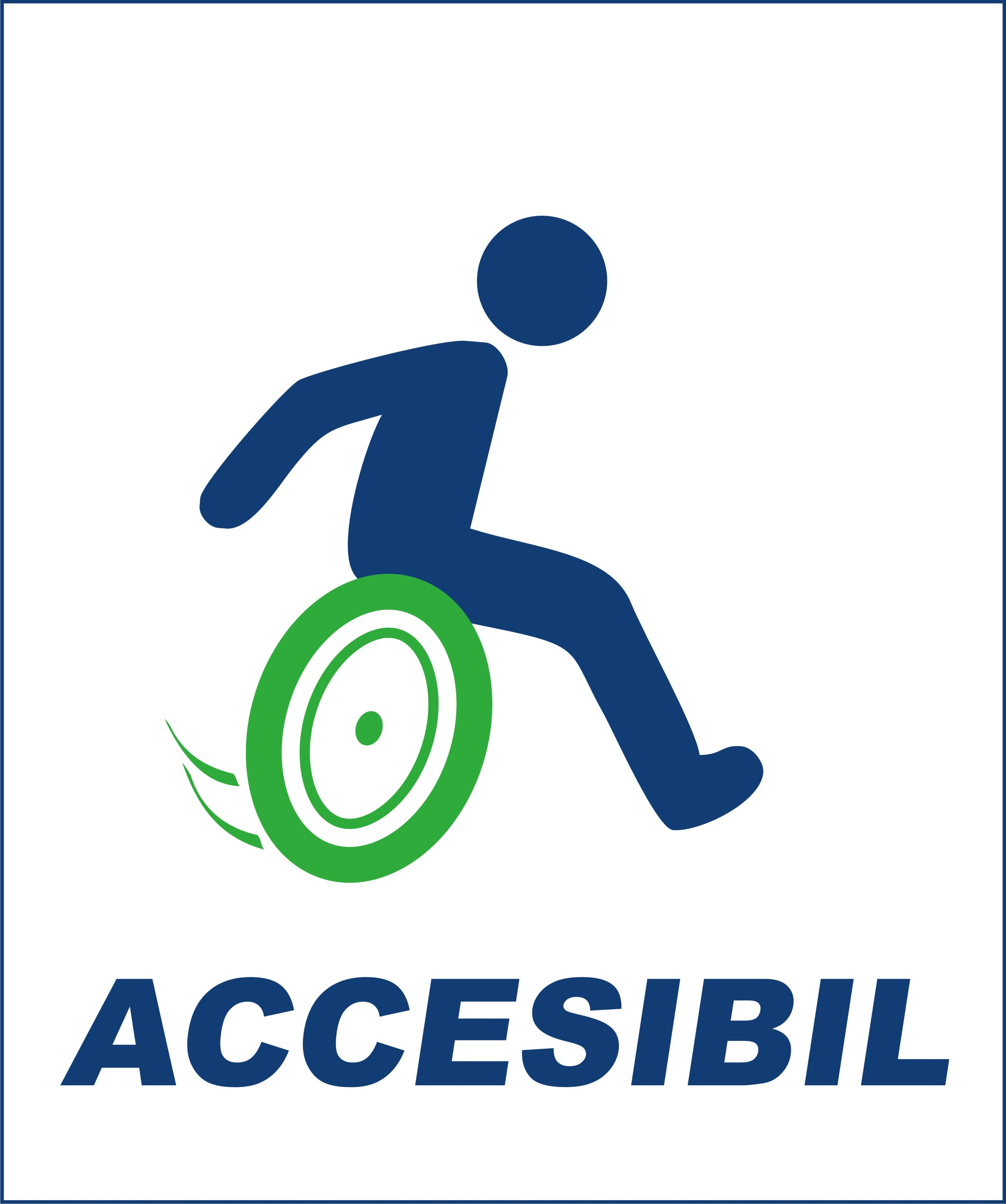 Accessibility logo developed by the USAID-funded MRF project