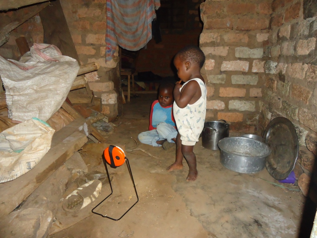 Lighting Rural Uganda with Solar