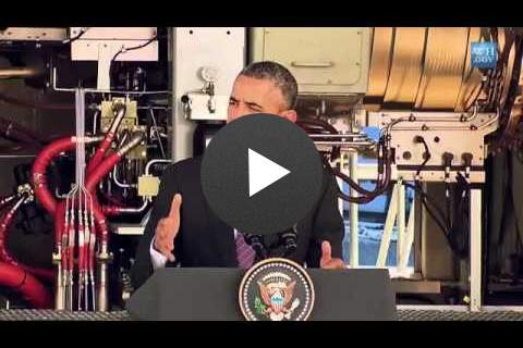 President Obama Speaks at Ubungo Symbion Power Plant - click to view video