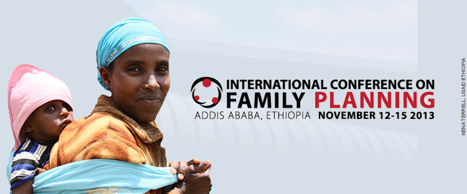 International Conference on Family Planning, Addis Ababa Ethiopia