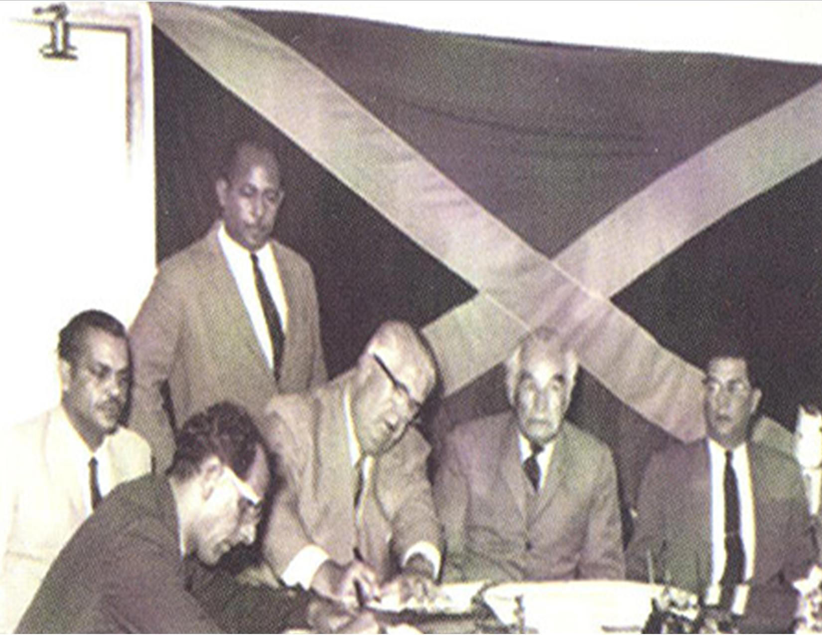 Bustamante Agreement