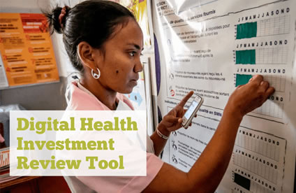 Digital Health Investment Review Tool