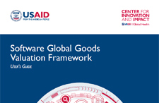 Software Global Goods Valuation Framework User's Guide