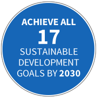 Achieve 17 Global Goals by 2030