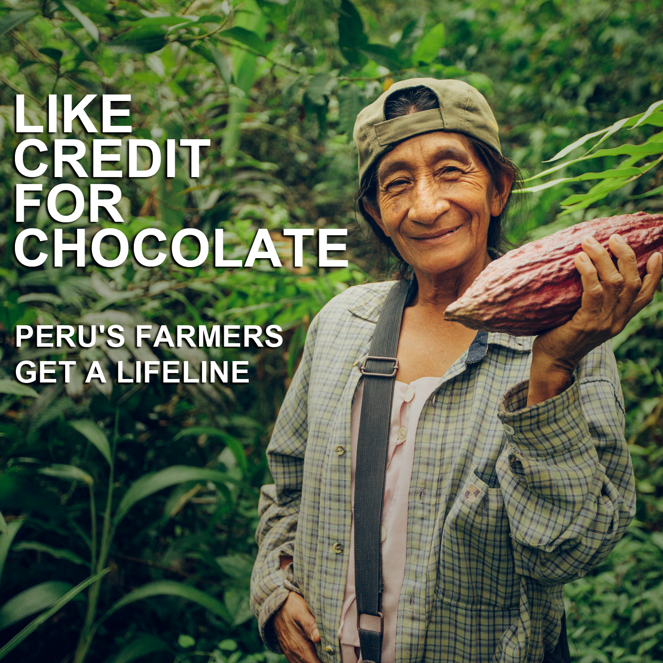 Like Credit For Chocolate: Peru's Farmers Get a Lifeline - View Photo Story at Exposure