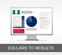 Dollars to Results tout - Nigeria