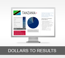 Dollars to Results tout - Tanzania