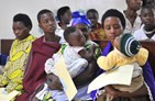 Thumbnail of Rwandan women with their children. Photo credit: Riccardo Gangale for USAID/Courtesy of Photoshare