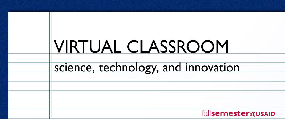 Virtual Classroom: Science, Technology, and Innovation
