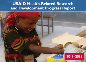 Health-Related Research and Development Progress Report