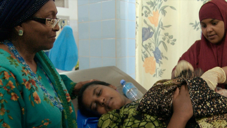 Midwifery in Somaliland - Click to view video