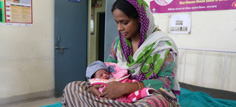 Gulistan is one of the more than 31,900 mothers in the Indian state of Uttarakhand who have benefited from the USAID-supported 'Care around Birth' approach.
