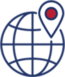 Icon: A location marker
