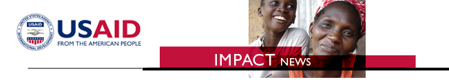 Impact: A weekly look at USAID around the world