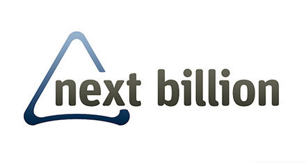 next billion logo