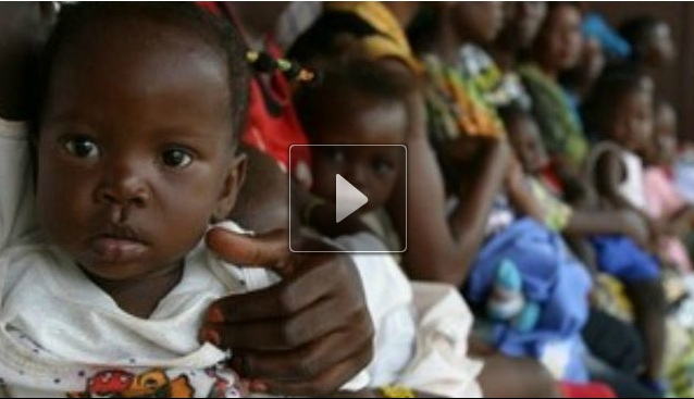Video: African nations renew their promise to reduce child mortality