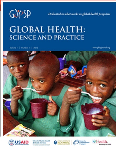 Global Health Science and Practice Journal (GHSP)