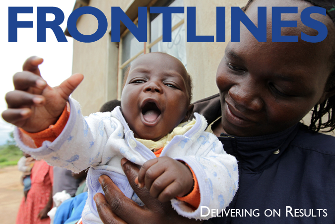 FrontLines: Delivering on Results