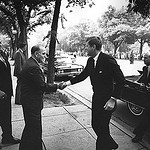President John F Kennedy hosts the President of Panama.