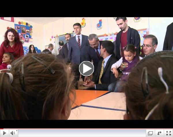 Administrator Shah's Visit to Turkey