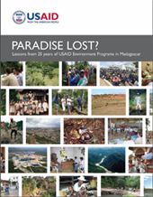 Cover: Paradise Lost? Lessons from 25 years of environment programs in Madagascar