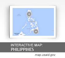 Philippines map.usaid.gov