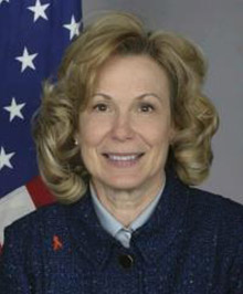 Photo of Deborah Birx