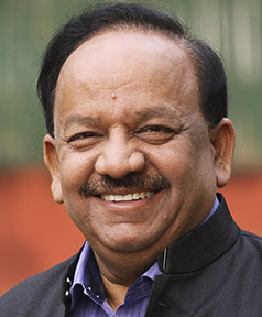 Photo of H.E. Dr. Harsh Vardhan