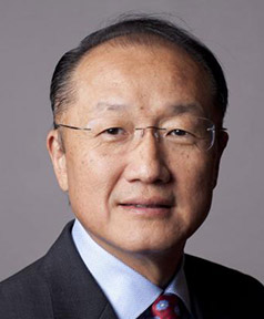 Photo of Dr. Jim Yong Kim