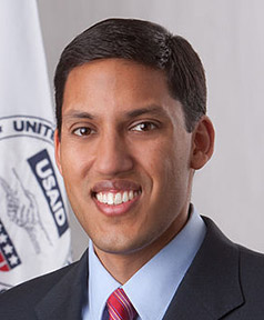 Photo of Dr. Rajiv Shah