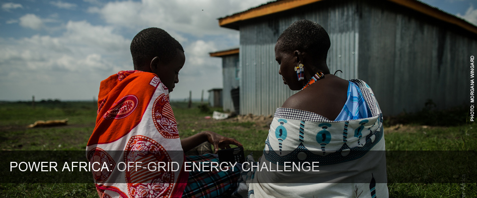 USADF, USAID and GE Partner Launch Off-Grid Energy Challenge in Three Rounds