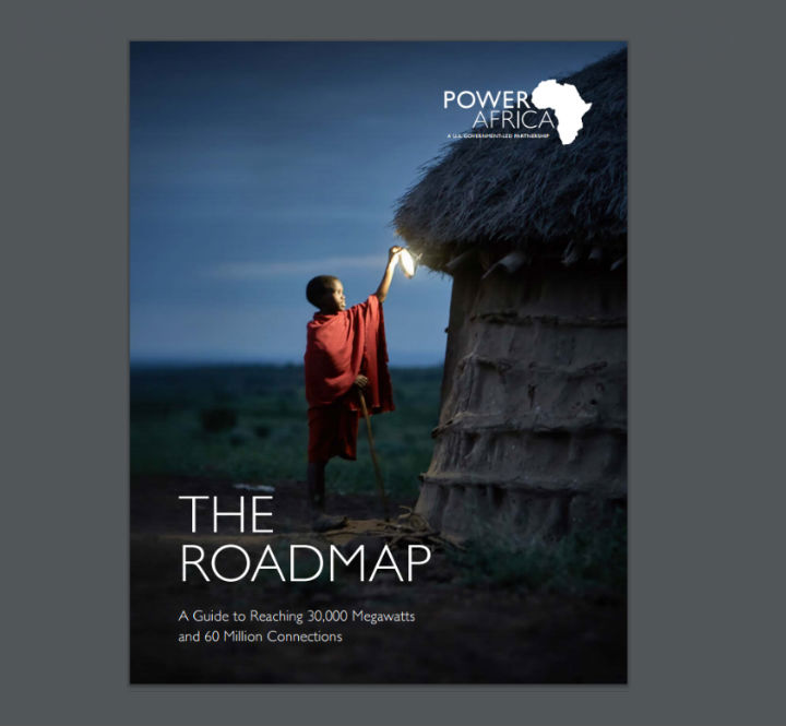 Power Africa Roadmap report. Click to read