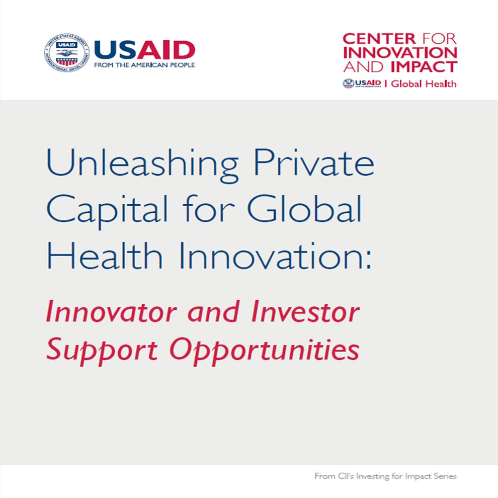 Cover of Unleashing Private Capital
