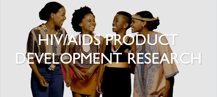 HIV/AIDS Product Development Research