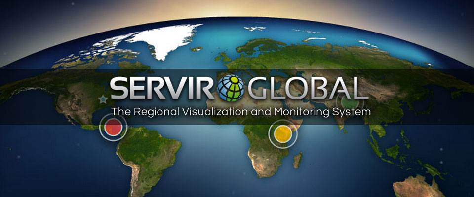 SERVIR-Global - The regional visualization and monitoring system
