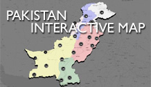 Pakistan Interactive Map