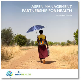 Launch of the AMP Health Impact Brief