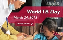 World TB Day Feature 2013 Small