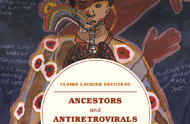 Thumbnail image of book ancestors and antiretrovirals