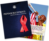 Cover of the PEPFAR Blueprint