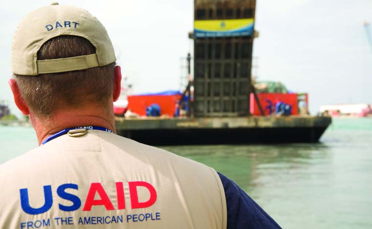OFDA's unique disaster response capabilities help those suffering in the midst of the worst crises around the world.