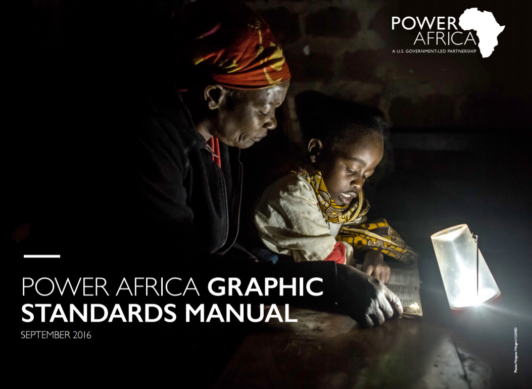 Power Africa Graphic Standards Manual