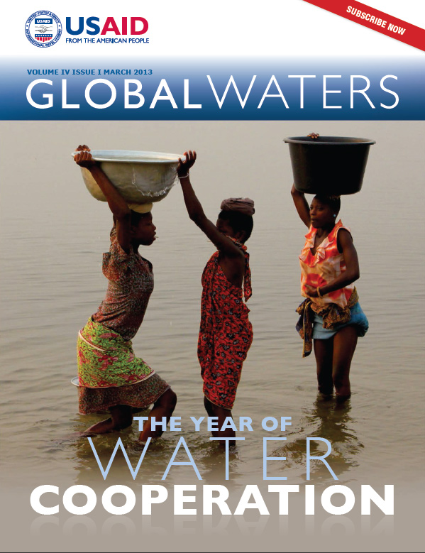 Global Waters - March 2013